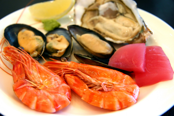 King Sitric Seafood In Howth County Dublin The Gourmet