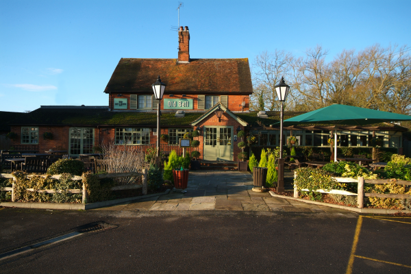 Old Bell, Harpenden - Chef & Brewer