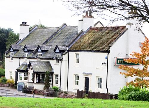 The Fettykil Fox, Glenrothes - Vintage Inns