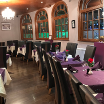 Wrexham Indian restaurants