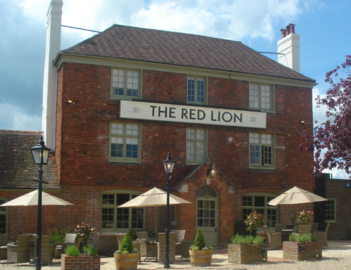 Red Lion , Ashington - Country Pub Collection