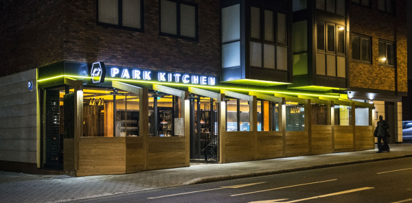 Harlesden - The Cafe at Park Kitchen