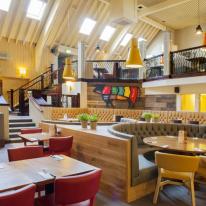 Modern British restaurants