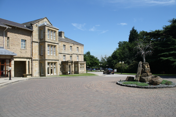 Weetwood Hall's Brasserie