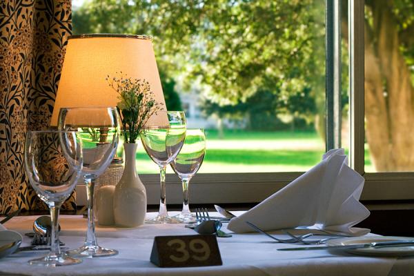 Kent - The Garden Restaurant at the Best Western Clifton Hotel