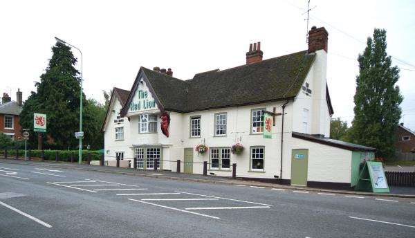 Red Lion, Woodbridge - Chef & Brewer