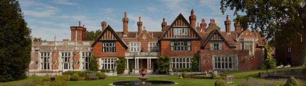 Hampshire - Macdonald Elmers Court Hotel