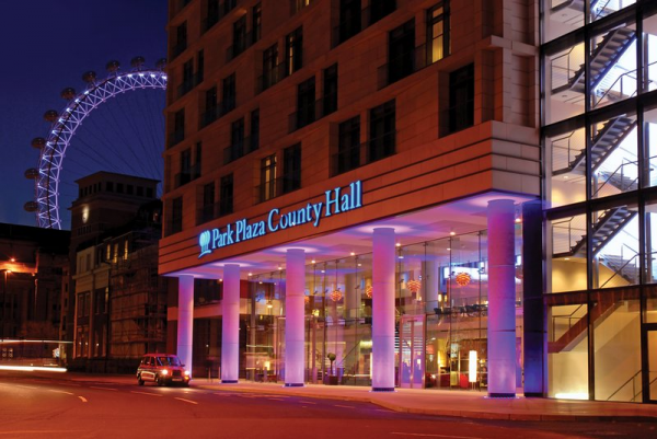 London - Park Plaza County Hall Hotel