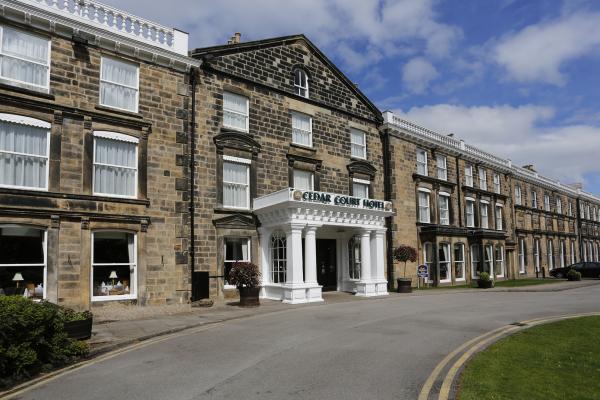 Harrogate - Porterhouse Restaurant at Best Western Plus Cedar Court Hotel