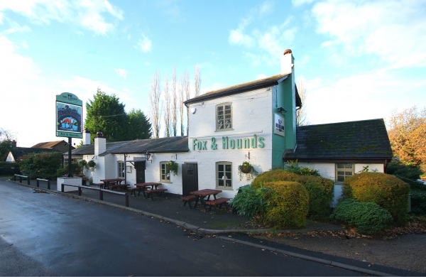 Fox & Hounds, Southampton - Chef & Brewer