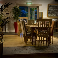Kelsall British restaurants
