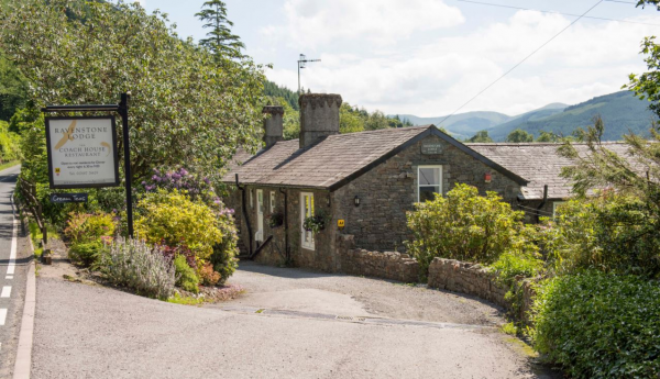 Cumbria - Ravenstone Lodge