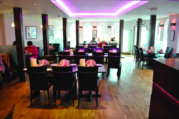 South Indian Restaurant Kettering