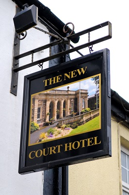 The New Court Hotel