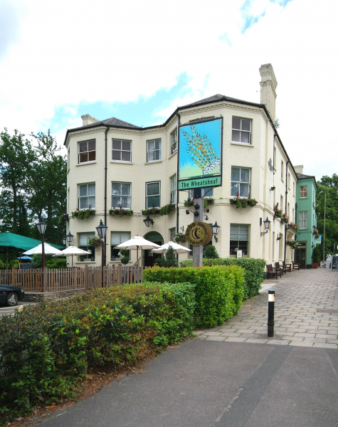 Wheatsheaf Hotel, Virginia Water - Chef & Brewer