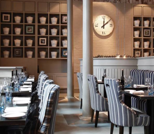 Chez Mal Brasserie at Malmaison Belfast