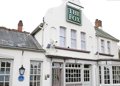 The Fox, Coulsdon Common - Vintage Inns