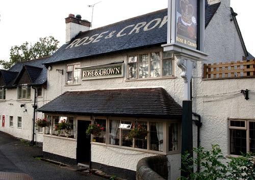 The Rose and Crown, Morley - Vintage Inns
