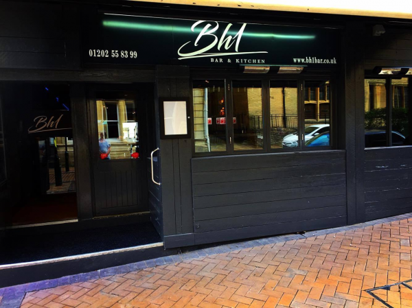 BH1 Bar Kitchen Asian In Bournemouth