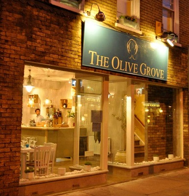 The Olive Grove Mediterranean In Cambridge Cambridgeshire