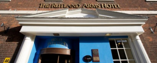 Suffolk - Rutland Arms Hotel