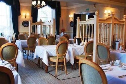 Lamphey Court Hotel Restaurant Menu