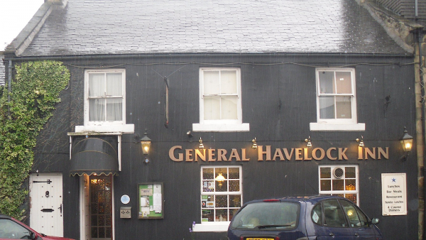 The Restaurant at the General Havelock Inn