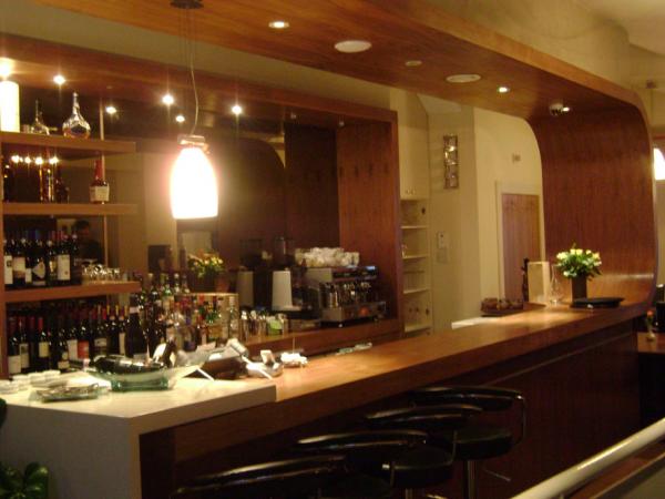 Bacco Restaurant Wine Bar London