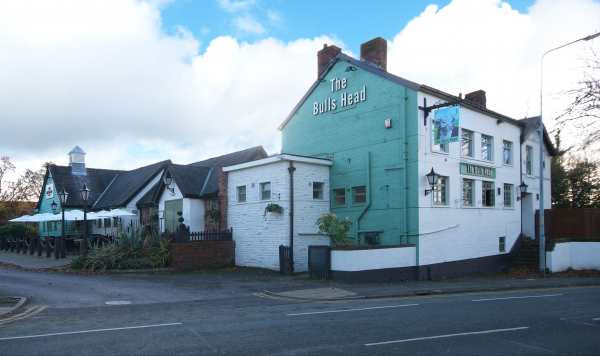 Bulls Head, Wilmslow - Chef & Brewer
