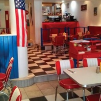 West Byfleet American restaurants