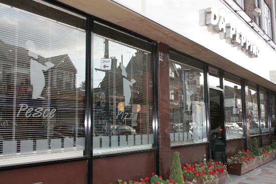 Peppino S Italian Restaurant: Da Peppino Italian In Welling, Greater London