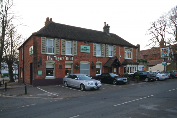 Tigers Head, Chislehurst - Chef & Brewer