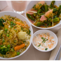 WestminsterSouth Indian Vegetarian restaurants