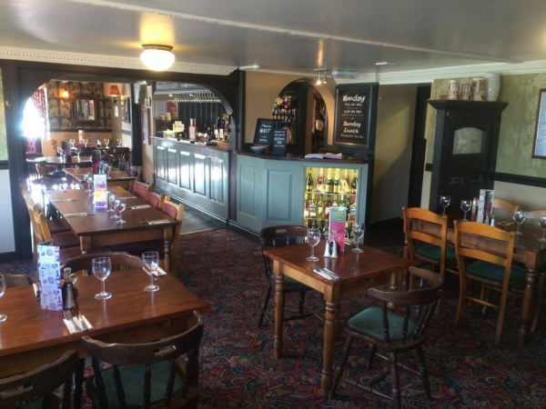 Newport - The Red Lion At Great Chatwell