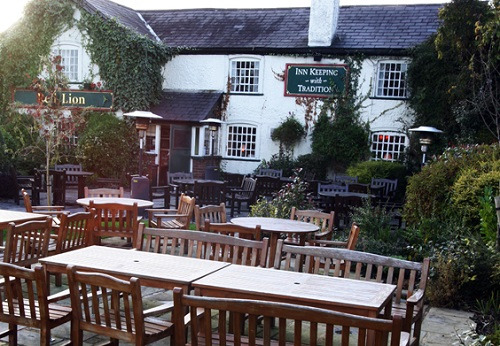 The Red Lion, Dodleston - Vintage Inns
