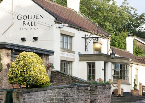 The Golden Ball Inn, Whiston - Vintage Inns