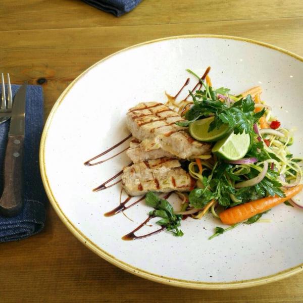 Graze Restaurant Tonbridge Menu