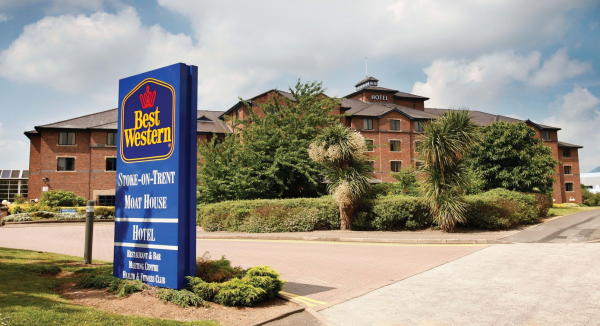 Best Western Stoke-on Trent Moat House