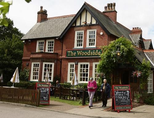 The Woodside, Worsley - Vintage Inns