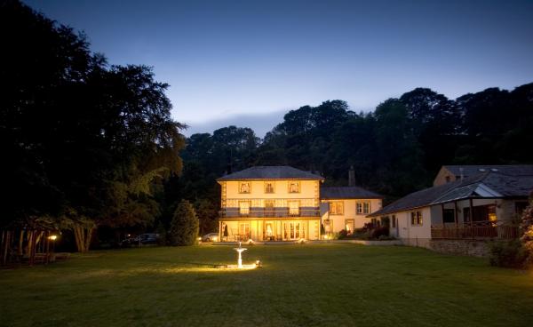 Cumbria - Lovelady Shield Country House Hotel