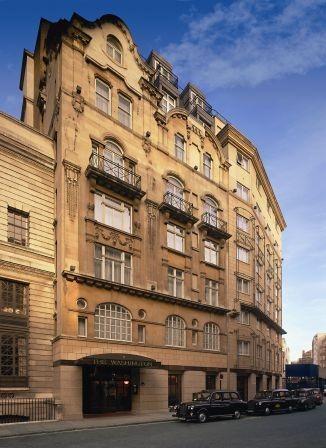 Washington Mayfair Hotel Restaurant