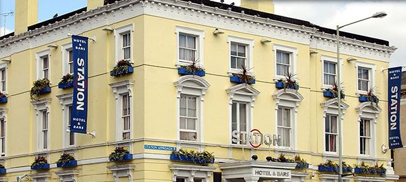 The Station Hotel - Gloucester