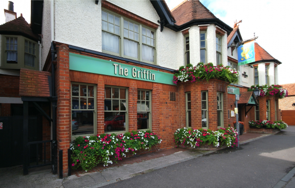 Griffin, Caversham - Chef & Brewer