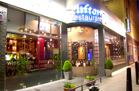 Clifton Docklands Indian In Tower Hamlets Greater London