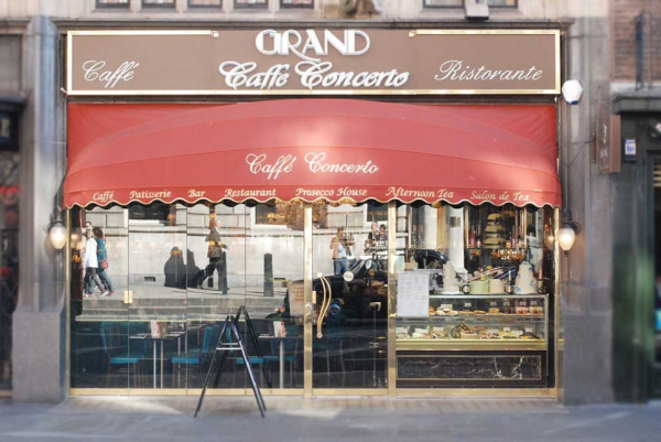 Caffe Concerto - Whitehall