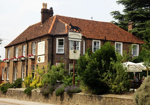 The Colney Fox, London Colney - Vintage Inns