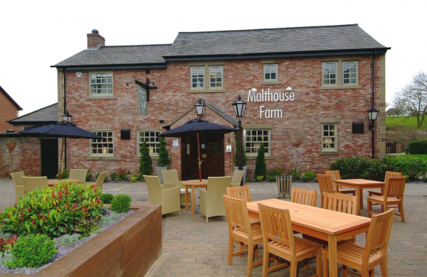Malthouse Farm, Chorley - Chef & Brewer