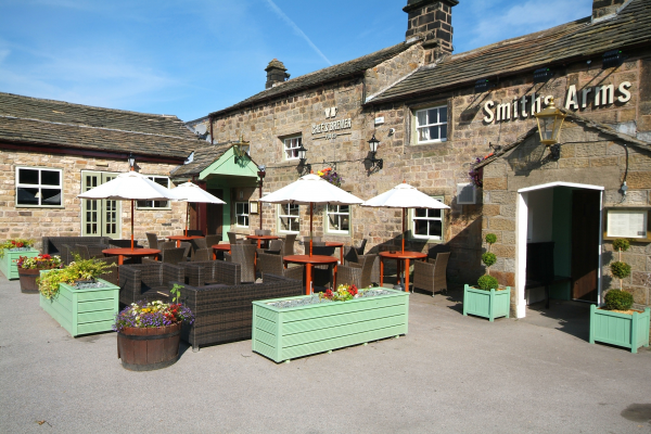Smiths Arms, Harrogate - Chef & Brewer