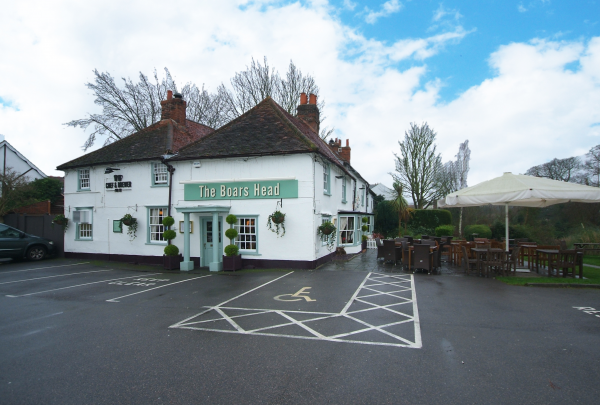 Boars Head, Herongate, Brentwood - Chef & Brewer