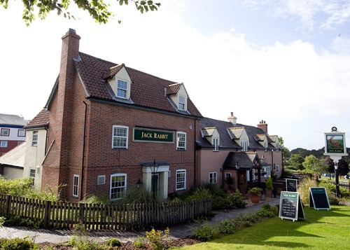 The Jack Rabbit, Plymouth - Vintage Inns